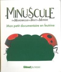 Maya Saenz - Minuscule - Mon petit documentaire en feutrine.
