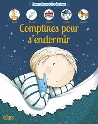 Mayalen Goust et Virginie Aladjidi - Comptines pour s'endormir.