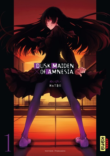 Maybe - Dusk Maiden of Amnesia Tome 1 : .