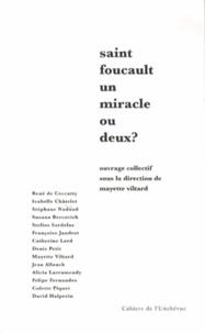 Mayette Viltard - Saint Foucault, un miracle ou deux ?.