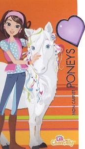 Maylis Bellamy-Brown et Jean-Louis Broust - Mon carnet poneys.