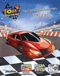 Maylis Bellamy-Brown et Clémentine Bougrat - Tom Lagomme - Tout pour dessiner mes voitures.