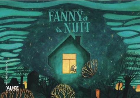 Maylis Daufresne et Ian De Haes - Fanny et la nuit.