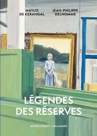 Maylis de Kerangal et Jean-Philippe Delhomme - Légendes des réserves.