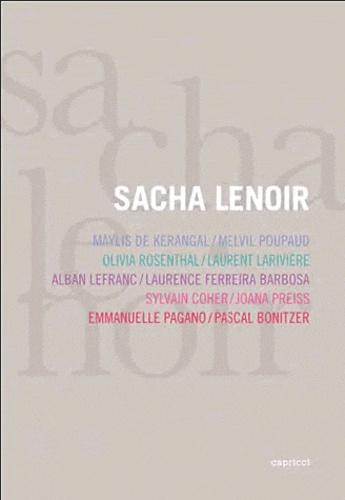 Maylis de Kerangal et Olivia Rosenthal - Sacha Lenoir - Coffret 5 volumes.