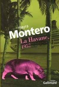 Mayra Montero - La Havane, 1957.