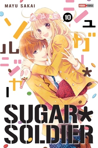 Sugar Soldier T10 - 9782809469325 - 4,49 €