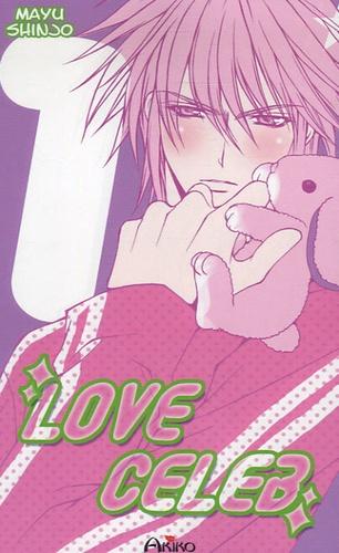 Mayu Shinjo - Love Celeb Tome 1 : .
