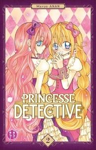 Deedr.fr Princesse détective Tome 2 Image