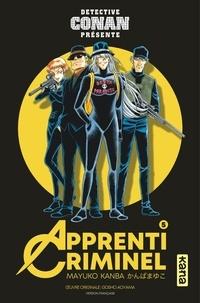 Mayuko Kanba - Apprenti Criminel, tome 5.