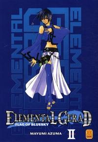 Mayumi Azuma - Elemental Gerad Flag of Bluesky Tome 2 : .
