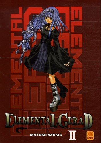 Mayumi Azuma - Elemental Gerad Tome 2 : .
