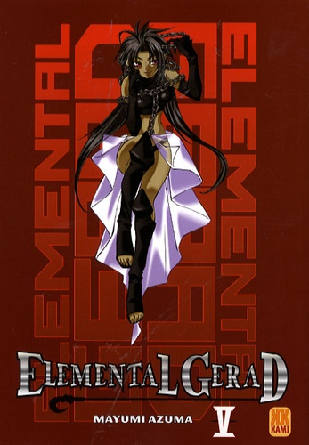 Mayumi Azuma - Elemental Gerad Tome 5 : .