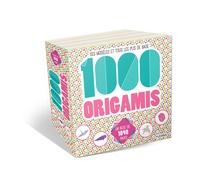 Mayumi Jezewski et Guillaume Pô - 1000 origamis - Des modèles et tous les plis de base.