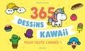 Mayumi Jezewski - 365 dessins kawaii pour toute l'année !.