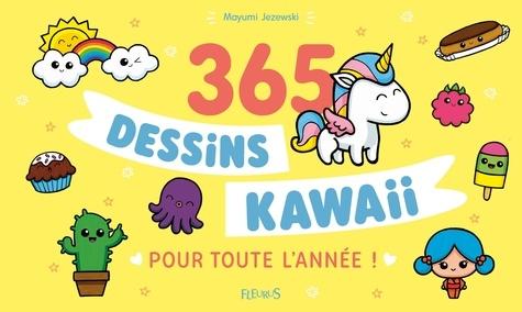 365 Dessins Kawaii Pour Toute L Année Album