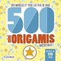 Mayumi Jezewski - 500 mini origamis irrésistibles ! - Des modèles et tous les plis de base.