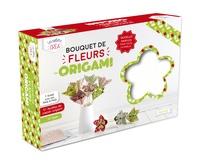 Bouquet de fleurs origamis - Avec 51 feuilles de papier origami et 10 tiges.pdf