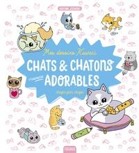 Mayumi Jezewski - Chats & chatons vraiment adorables étape par étape.