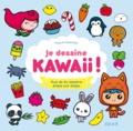 Mayumi Jezewski - Je dessine kawaii ! - Plus de 80 dessins étape par étape.