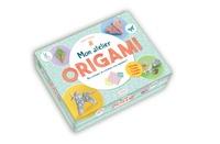 Mayumi Jezewski - Mon atelier origami - Le livre explicatif avec 3000 feuilles, 3 formats, 15 modèles à décliner.