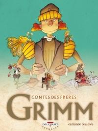 Mazan et Cécile Chicault - Contes des frères Grimm en bande dessinée.