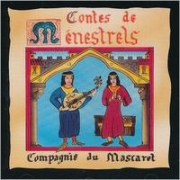 Dana Colchen - Contes de Ménestrels. 1 CD audio