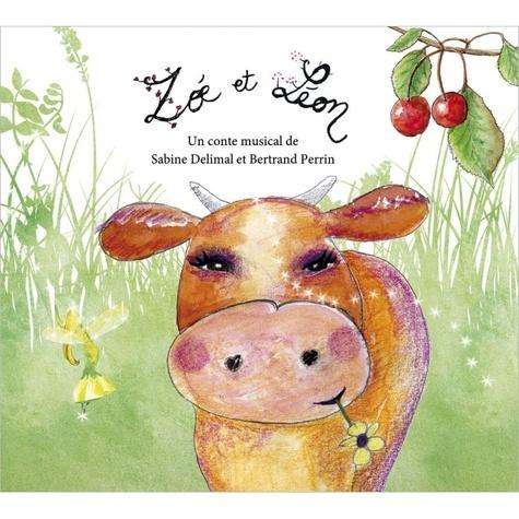 Sabine Delimal - Zoé et Léon. 1 CD audio MP3