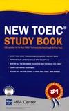 MBA Center - New TOEIC Study Book. 1 CD audio MP3
