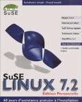 Collectif - SuSE Linux 7.2 - 3 CD-ROM.
