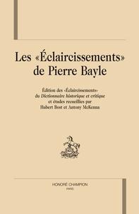 Mckenna - Les éclaircissements de Pierre Bayle.