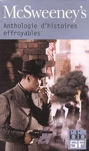 McSweeney's et Sherman Alexie - Anthologie d'histoires effroyables.