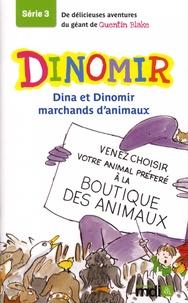 MDI et Quentin Blake - Dinomir série 3 - 6 exemplaires.