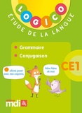 MDI - Etude de la langue CE1 Logico - Grammaire, conjugaison.