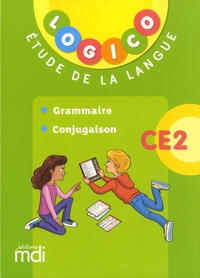 MDI - Etude de la langue CE2 Logico - Grammaire, Conjugaison.