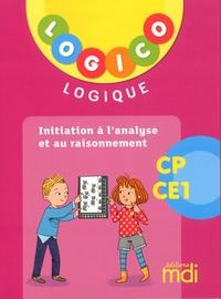 MDI - Initiation à l'analyse et au raisonnement CEP-CE1 Logico.
