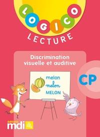 MDI - Lecture CP Logico - Discrimination visuelle et auditive.