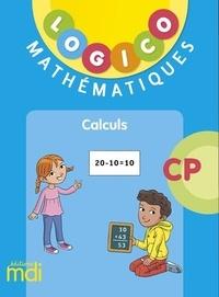 MDI - Mathématiques 4 CP.