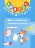 MDI - Mathématiques CE1 - Espace et géométrie ; Grandeurs et mesures.
