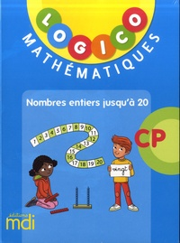 MDI - Mathématiques CP nombres entiers jusqu'à 20 Logico.