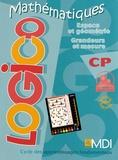 MDI - Mathématiques CP - Espace et géométrie, grandeurs et mesure.