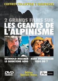 Filigranowa - 20 grands films sur les géants de l'alpinisme. 1 DVD