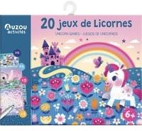 Kathrin Fehrl - 20 jeux de licornes.