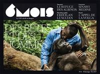 Marie-Pierre Subtil - 6 mois, le XXIe siècle en images N° 13, printemps/été : Des bêtes et des hommes.