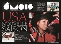 Laurent Beccaria et Patrick de Saint-Exupéry - 6 mois, le XXIe siècle en images N° 4, Automne 2012 H : USA, Nouvelle saison.