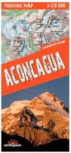 Express Map - Aconcagua - 1/50 000.