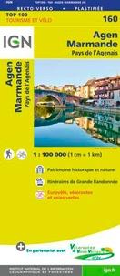 Agen, Marmande, Pays de lAgenais - 1/100 000.pdf