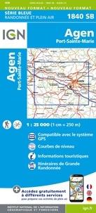 Agen, Port-Sainte-Marie - 1/25 000.pdf