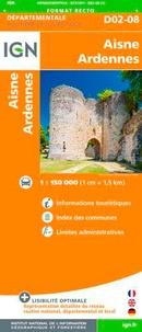 Aisne, Ardennes - 1/150 000.pdf