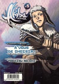 Bounthavy Suvilay - Akiba Manga N° 5, Juin 2011 : .